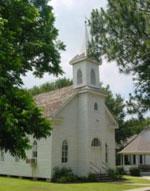 Tomball Museum Church